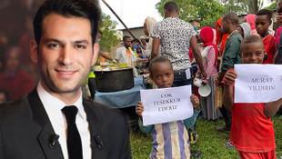 Murat Yıldırım yardıma muhtaç bin aileye iftar yemeği verdi