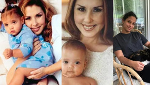 Nilüfer'in evlatlık aldığı kızı Ayşe Nazlı büyüdü