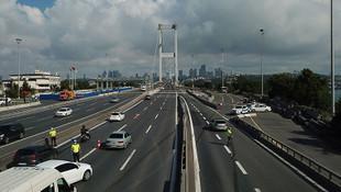 İstanbul'un köprülerinde denetimler sıklaştırıldı