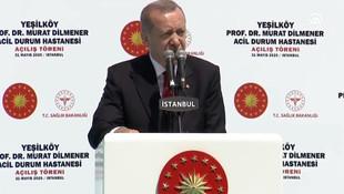 Erdoğan'dan yeni Ayasofya açıklaması