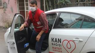 Kızılay'dan VIP kan bağışı hizmeti