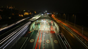 Avrasya Tüneli'nde 3 yıllık garanti geçiş ücreti 1 yılda ödenecek