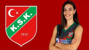 Karşıyaka kaptanı Ece Kozdere: Biz çok güzel bir aileyiz