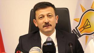 AK Parti'li Dağ'dan ''rejim ve darbe'' açıklaması
