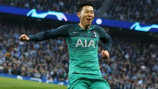 Tottenham yıldızı Heung-min Son askerde