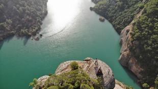 Türkiye'nin gizli cennetinden büyüleyen kareler
