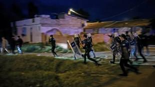 Sokak ortasında silahlı çatışma: 1 polis memuru şehit oldu