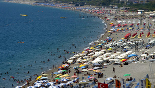 Ukrayna'dan ''Tatil için Türkiye'ye gidin'' çağrısı
