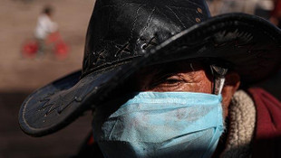 Şili'de koronavirüs vaka sayısı 100 bini geçti!
