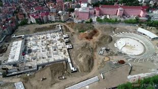 Trabzon'daki millet bahçesi için tarih belli oldu