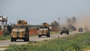 İdlib'deki Rus-Türk ortak devriyesinde bir ilk