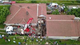 Sakarya'da feci kaza: 1 ölü 2 yaralı