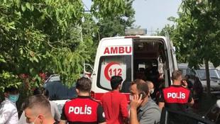 İstanbul'da güpegündüz dehşet!