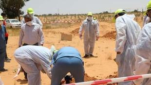 Libya'da Hafter vahşeti! Katletilen sivillere ait toplu mezar bulundu