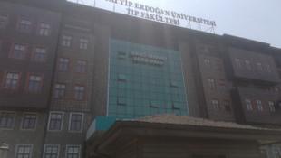 Recep Tayyip Erdoğan Üniversitesi'ni karıştıran olay! ''Karı-koca istifa ediyoruz''