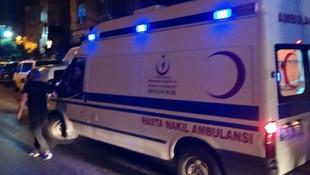 Şehir hastanesinin ambulansı çalındı