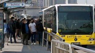 İstanbul'da toplu ulaşım istatistikleri açıklandı