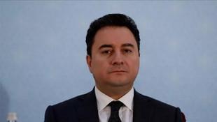 DEVA Partisi kurucusu Ali Babacan, erken seçim için tarih verdi