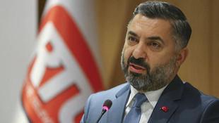 RTÜK Başkanı Ebubekir Şahin Halkbank yönetiminde görevlendirildi