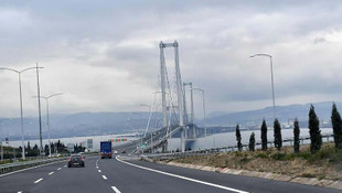 Osmangazi Köprüsü'nde saç baş yolduran hesap!