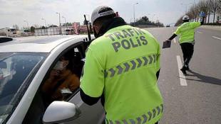 Trafikte cep telefonu kullanımına ceza yağdı