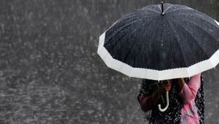 Güneşli havaya mola! Türkiye'nin tamamında sağanak yağış alarmı