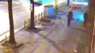 İstanbul'da korkunç cinayet kamerada!