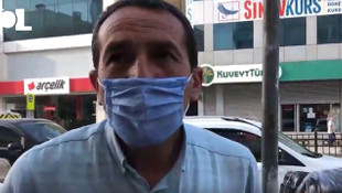 AK Parti'ye 3 kere oy verdim diyen vatandaştan eleştiri yağmuru