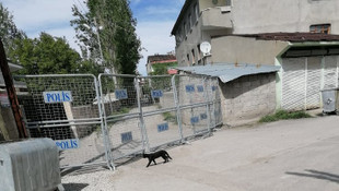 Şanlıurfa'da 24 bina karantinaya alındı