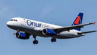 Onur Air, yurt içi uçuşlarına başlıyor