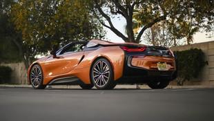 BMW, i8'in üretimine son verdi