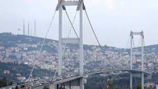 15 Temmuz Şehitler Köprüsü 2 şeride düşüyor
