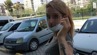 Samsun'da hırsızlık yapan genç kadın yakalandı