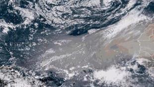 ABD'de felaketler bitmiyor! Şimdide kum fırtınası tehlikesi
