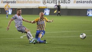 Başakşehir, deplasmanda Ankaragücü'nü yendi