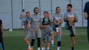 Trabzonspor zirve aşkına! İşte Alanyaspor maçı 11'i