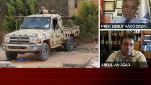 Abdullah Ağar'dan canlı yayında kritik Libya değerlendirmesi