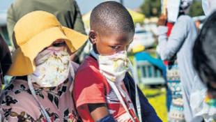 Güney Afrika'da koronavirüs vaka sayısı 97 bini geçti