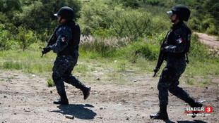 Polise silahlı saldırı: 6 ölü, 5 yaralı