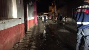 İzmir'de rehine krizi