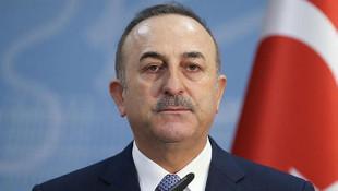 Dışişleri Bakanı Mevlüt Çavuşoğlu, Somali Dışişleri Bakanı ile görüştü