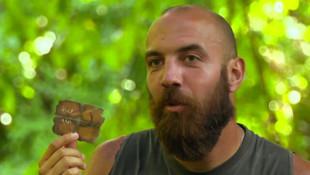 Survivor'da Sercan, Nisa'nın yazdığı notları gösterdi