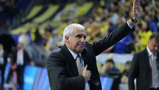 Fenerbahçe Beko, Zeljko Obradovic ile yollarını ayırdı