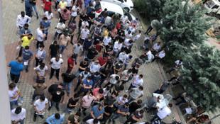 İstanbul'da korkutan test kuyruğu