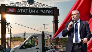 Millet Bahçesi'nin adını ''Atatürk Parkı'' yapan CHP'li başkana soruşturma