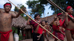 Amazon'un son kabilesi tehdit altında