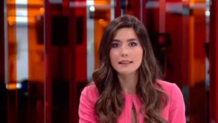 Gözde Atasoy Canlı yayında CNN Türk'e veda etti