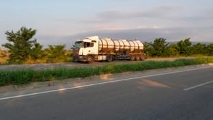Susurluk'ta tanker ve minibüs çarpıştı: 12 yaralı