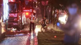 İstanbul'da büyük patlama! Ölü ve yaralılar var!