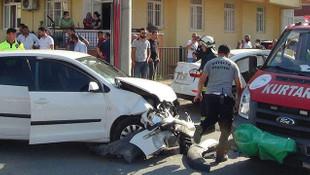 Antalya Manavgat'ta kaza: 7 yaralı